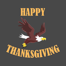 happy thanksgiving american eagle happy thanksgiving