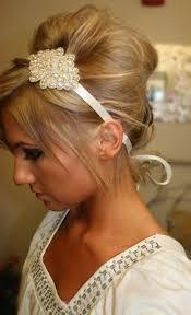 wedding hair with headband rhinestone bridal headband wedding headpiece