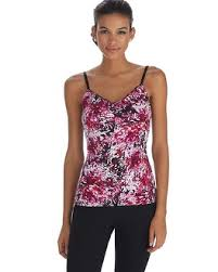 such a pretty camisole great to wear under a shrug or cardigan