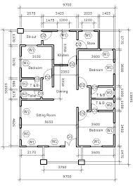 three bedroom flat floor plan how to calculate the number of blocks required to complete a 3