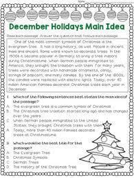 idea and best title worksheets december holidays test prep