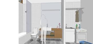 Bathroom And Laundry Room Combinations Build It Back Green - Bathroom laundry designs