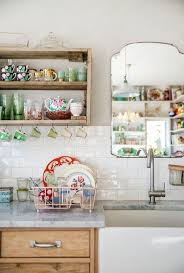 easy ways to add farmhouse charm to your kitchen when you u0027re renting