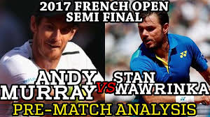Andy Murray Meme - 2017 andy murray vs stan wawrinka semi final pre match analysis