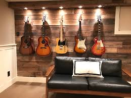 get 20 guitar wall ideas on pinterest without signing up guitar display wall i transformed this wall and added spotlights to display my guitars