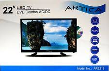artica ar2218 22 inch led tv with dvd player hd combo digital