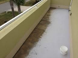 Waterproof Deck Flooring Options by Benefits Of Slope On A Waterproof Deck Pli Dek