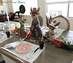 Fun Easter Table Decorations by Best 25 Easter Table Decorations Ideas On Pinterest Easter