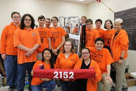 si e social orange spruce creek high robotics team prepares to attend robotics