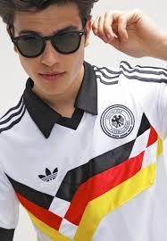 German Flag Shirt Adidas Outlet Männer Adidas Originals Germany Home Print T Shirt