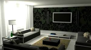 Livingroom Sets Furniture Enchanting Black And White Chairs Living Room Home