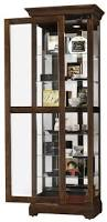 Images Of Curio Cabinets Howard Miller 680 469 Martindale Curio Cabinet Free In Home Delivery