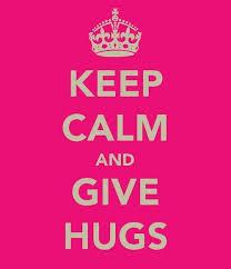 Stay Calm Meme Generator - keep calm and give hugs keep calm pinterest hug calming and