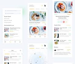 truly free finder free restaurant finder app psd at freepsd cc