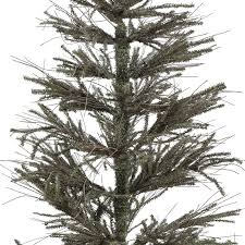 impressive decoration vienna twig christmas tree 7 pre lit slim