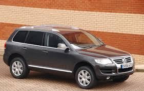 touareg volkswagen price volkswagen touareg estate review 2003 2009 parkers
