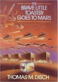 The Brave Little Toaster Goes To Mars Vhs Brave Little Toaster Goes To Mars Book Pics About Space