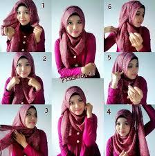 tutorial hijab pashmina tanpa dalaman ninja tutorial hijab modern tanpa ninja terbaru 2016