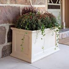 Home Depot Plastic Planters by 16 In Diameter Stone Ivory Cameo Pot Ps6276ai The Home Depot