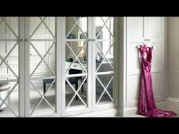 Super Cheap Home Decor Diy Mirrored Wardrobe Super Easy And Cheap 2017 Room Decor Home