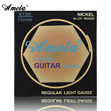 Light Guitar Strings by Online Get Cheap Gauge Guitar Strings Aliexpress Com Alibaba Group