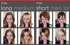 see yourself with different color hair consult a personal stylist with your lumia microsoft devices
