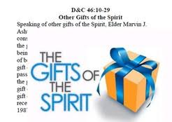 gifts of the spirit archives mormon