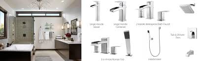 bathroom sink faucets amazon pfister gt40df0c kenzo single control waterfall vessel bathroom