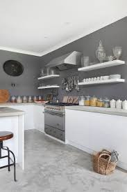 Kitchens Interiors by 50 Gorgeous Gray Kitchens That Usher In Trendy Refinement
