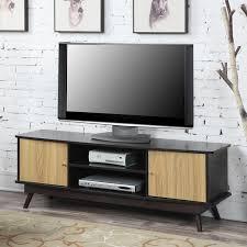 Dark Wooden Tv Stands Manhattan Comfort Uppsala Tv Stand Hayneedle