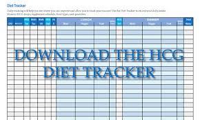 Diet Tracker Spreadsheet 6 Best Images Of Hcg Diet Weight Loss Chart Hcg Daily Weight