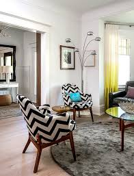 livingroom accent chairs chevron pattern ideas for living rooms rugs drapes and accent