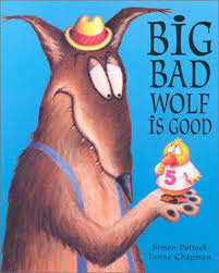 big bad wolf is by simon puttock