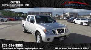 nissan truck frontier pre owned 2017 nissan frontier sv pickup 4d 5 ft crew cab pickup