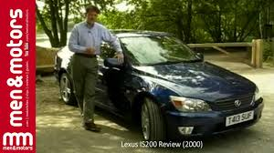 lexus altezza horsepower lexus is200 review 2000 youtube