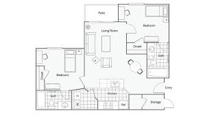 floor plans florida 2 bed 2 bath apartment in lutz fl the social at south florida