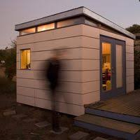 Backyard Office Prefab by Prefab Backyard Studios U0026 Home Office Sheds Plan U0026 Design Modern