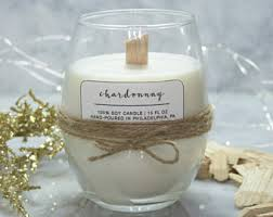 personalized candle personalized candles etsy