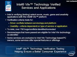 intel viiv technology home entertainment without borders ppt