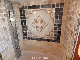 floor medallions and mosaics
