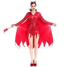 Halloween Devil Costumes Popular Red Devil Buy Cheap Red Devil Lots