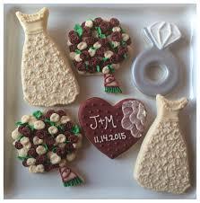 bridal and wedding u2014 jenna k cookies