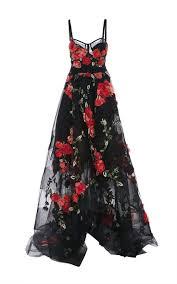 Best 25 Floral Gown Ideas On Pinterest Alternative Wedding
