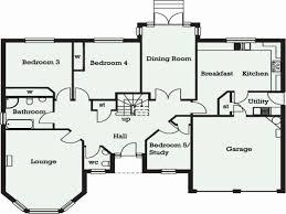 floor plans for 5 bedroom homes 5 bedroom open floor plans luxury 5 bed bungalow house plans bedroom