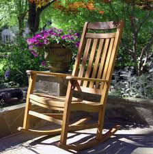 Wooden Rocking Chair Outdoor Outdoor Rocking Chairs The World U0027s Finest Rocking Chair
