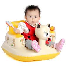 siege enfant gonflable gonflable bébé enfant enfants salle de bains tabourets panda bébé