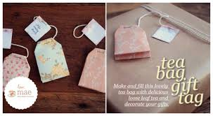 tea bag favors one lump or two diy teabag wedding favours
