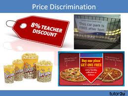 unit 3 micro examples of price discrimination in u2026 tutor2u economics