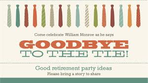 retirement party ideas retirement party ideas