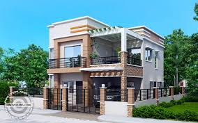 carlo u2013 4 bedroom 2 story house floor plan pinoy eplans